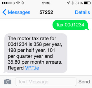Motor Tax calculator