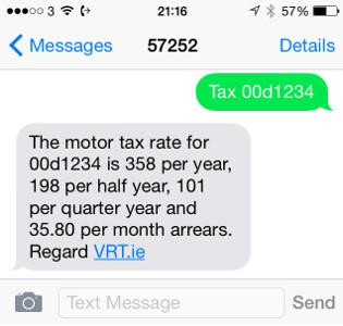 Motor Tax calculator